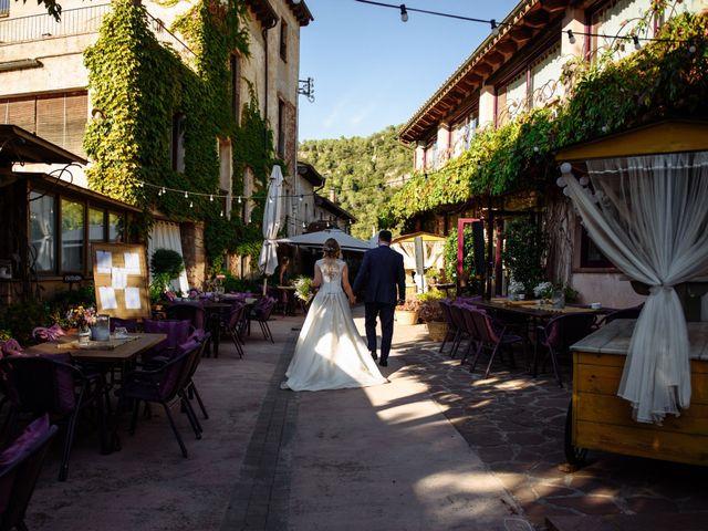 La boda de Martin y Daniela en Tagamanent, Barcelona 46