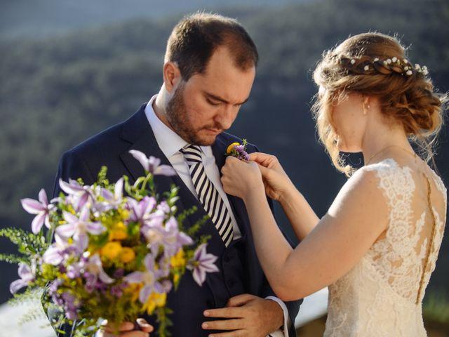 La boda de Martin y Daniela en Tagamanent, Barcelona 50
