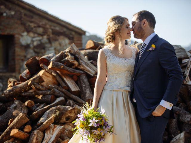 La boda de Martin y Daniela en Tagamanent, Barcelona 56