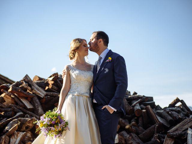 La boda de Martin y Daniela en Tagamanent, Barcelona 57