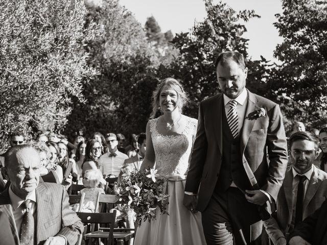 La boda de Martin y Daniela en Tagamanent, Barcelona 62