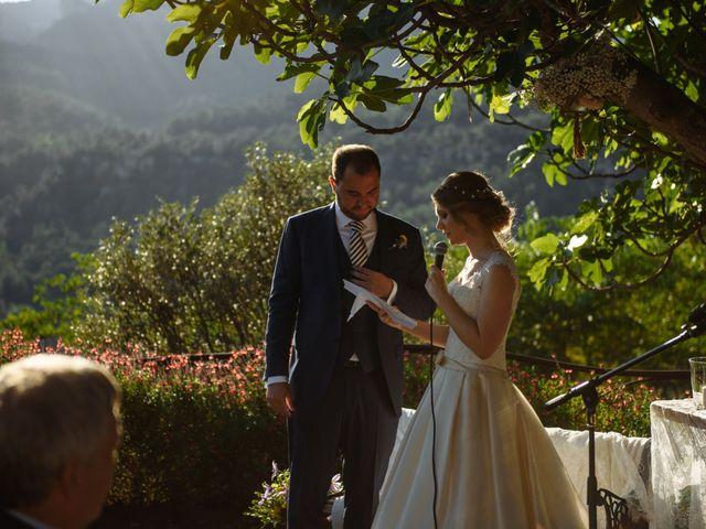 La boda de Martin y Daniela en Tagamanent, Barcelona 74