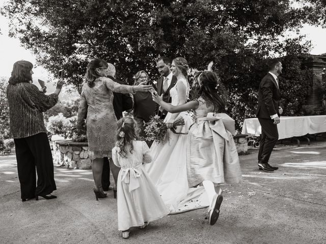 La boda de Martin y Daniela en Tagamanent, Barcelona 93