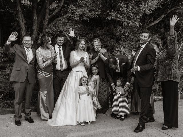 La boda de Martin y Daniela en Tagamanent, Barcelona 105