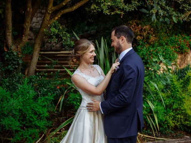 La boda de Martin y Daniela en Tagamanent, Barcelona 106