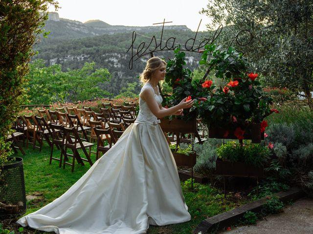 La boda de Martin y Daniela en Tagamanent, Barcelona 107