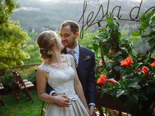 La boda de Martin y Daniela en Tagamanent, Barcelona 108
