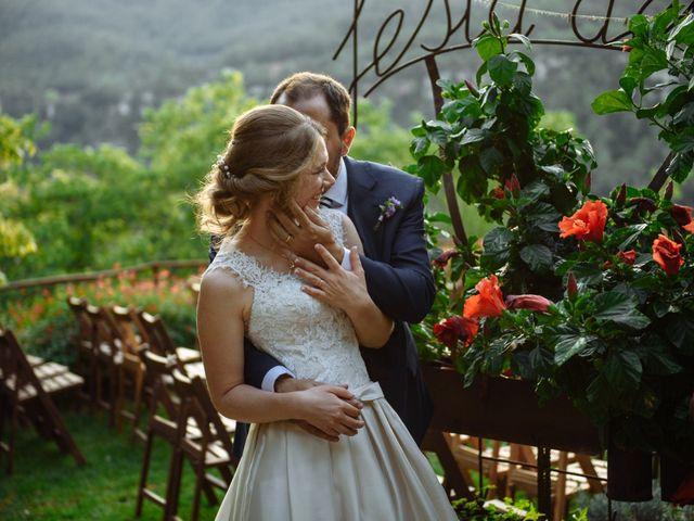 La boda de Martin y Daniela en Tagamanent, Barcelona 109