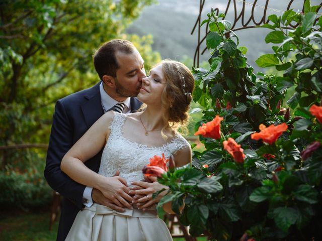 La boda de Martin y Daniela en Tagamanent, Barcelona 111