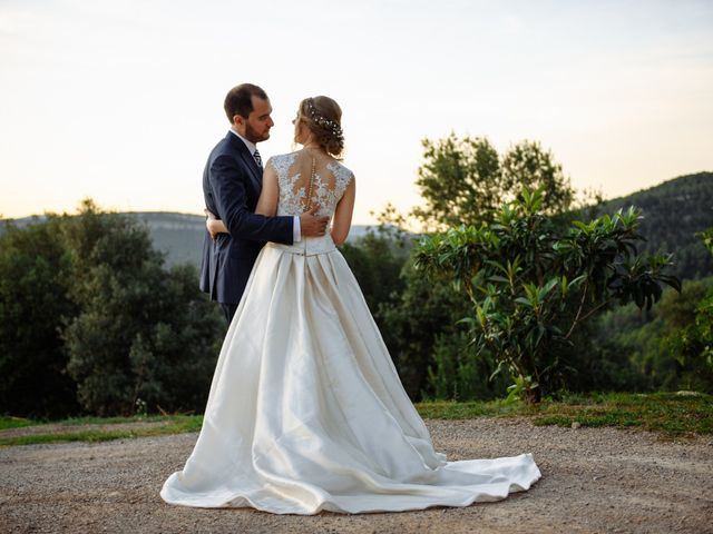 La boda de Martin y Daniela en Tagamanent, Barcelona 113