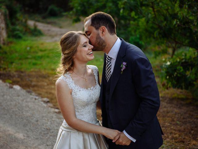 La boda de Martin y Daniela en Tagamanent, Barcelona 119