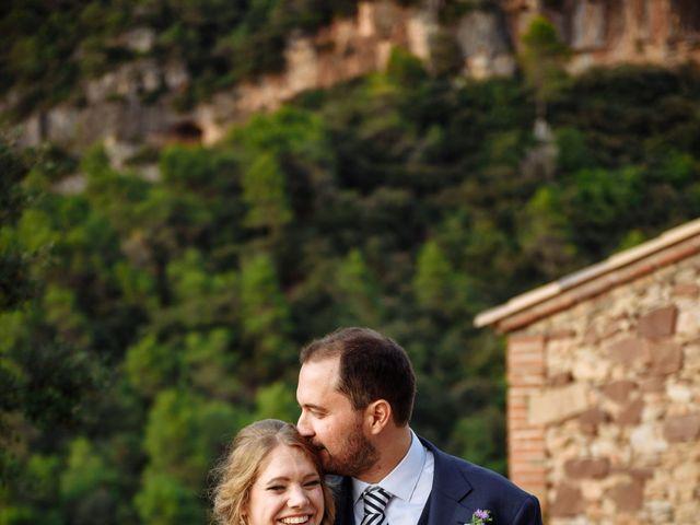 La boda de Martin y Daniela en Tagamanent, Barcelona 121