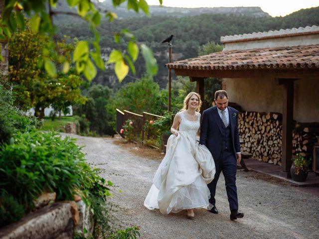 La boda de Martin y Daniela en Tagamanent, Barcelona 123