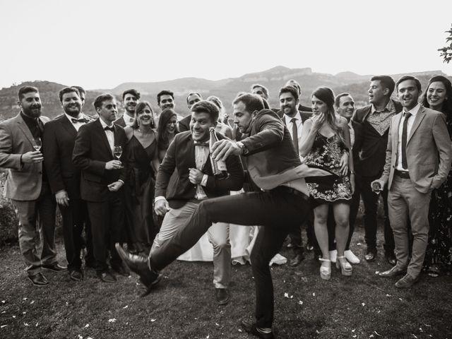 La boda de Martin y Daniela en Tagamanent, Barcelona 130