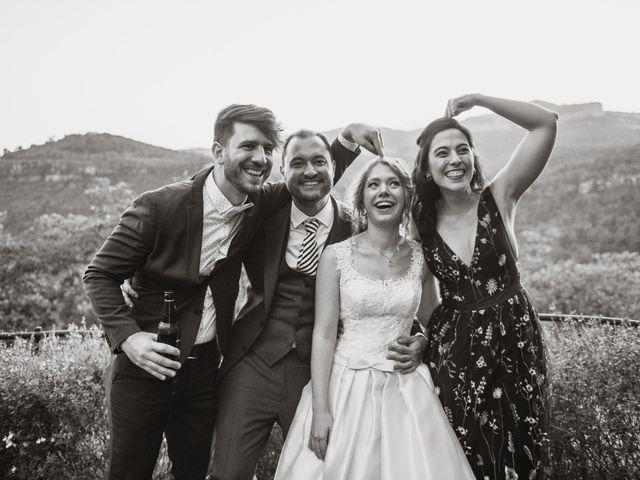 La boda de Martin y Daniela en Tagamanent, Barcelona 131