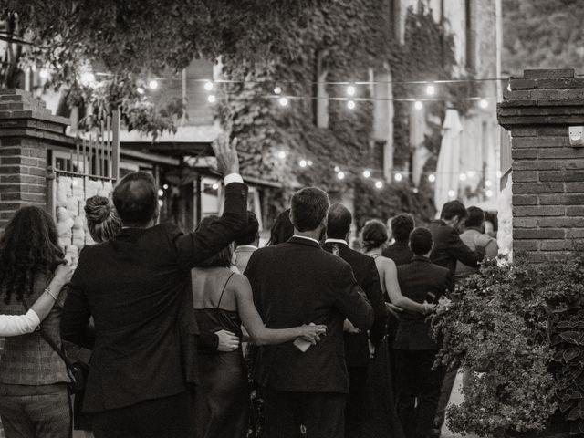 La boda de Martin y Daniela en Tagamanent, Barcelona 134