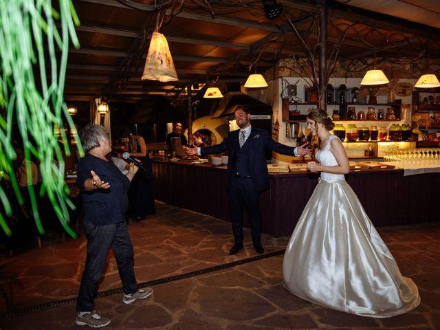 La boda de Martin y Daniela en Tagamanent, Barcelona 143