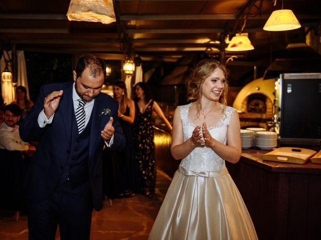 La boda de Martin y Daniela en Tagamanent, Barcelona 146