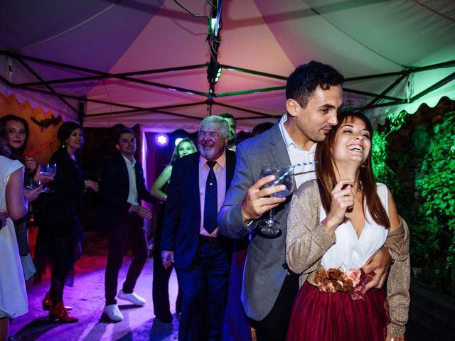 La boda de Martin y Daniela en Tagamanent, Barcelona 166