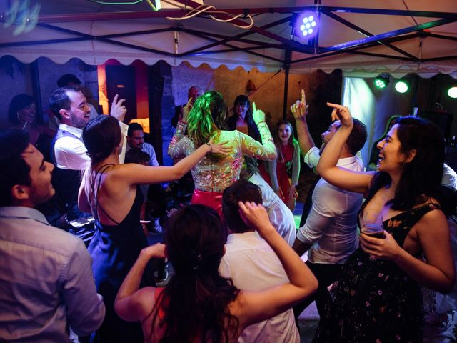 La boda de Martin y Daniela en Tagamanent, Barcelona 173