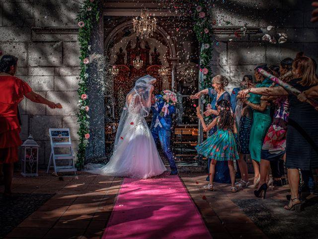 La boda de Tania y Rafael