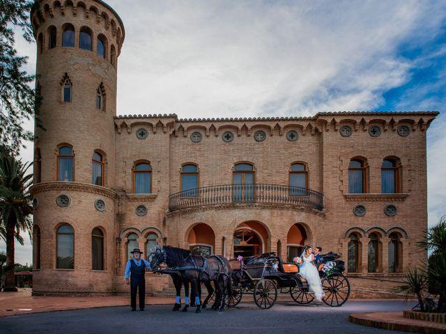 La boda de Rafael y Tania en Alquerías Del Niño Perdido, Castellón 31