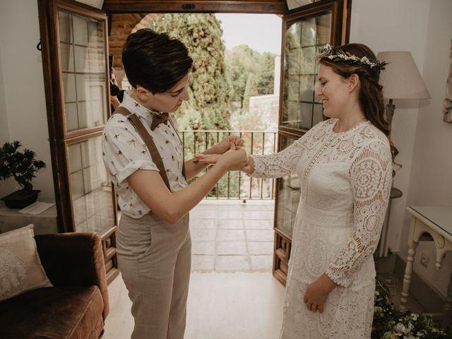 La boda de Malin y Jules en Toledo, Toledo 17