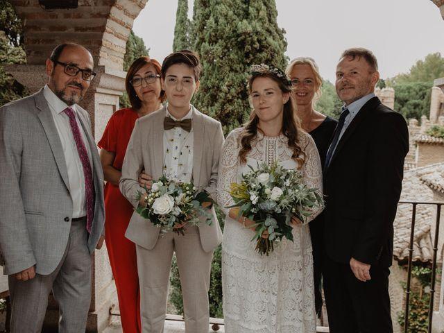 La boda de Malin y Jules en Toledo, Toledo 21
