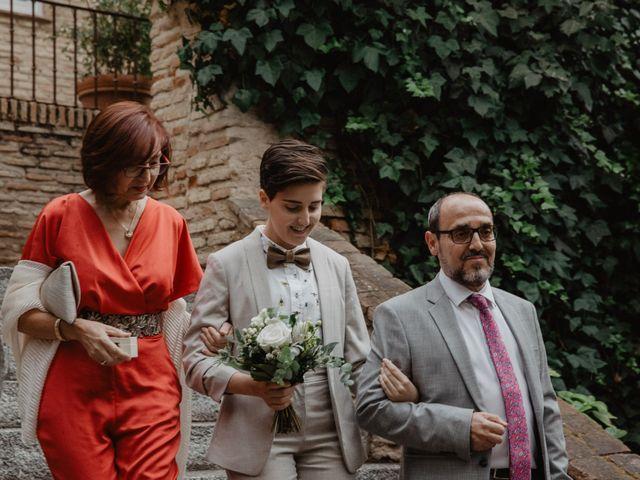 La boda de Malin y Jules en Toledo, Toledo 25