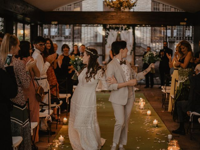 La boda de Malin y Jules en Toledo, Toledo 44