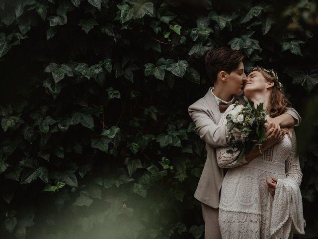 La boda de Malin y Jules en Toledo, Toledo 45