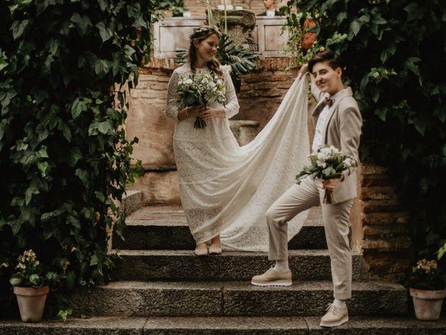 La boda de Malin y Jules en Toledo, Toledo 46