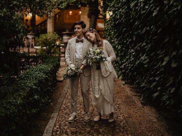 La boda de Malin y Jules en Toledo, Toledo 47