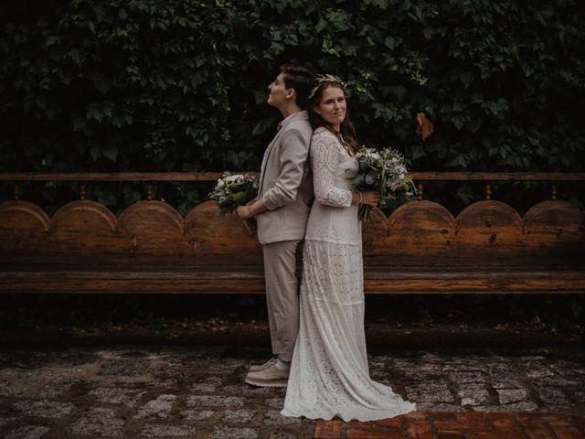 La boda de Jules y Malin