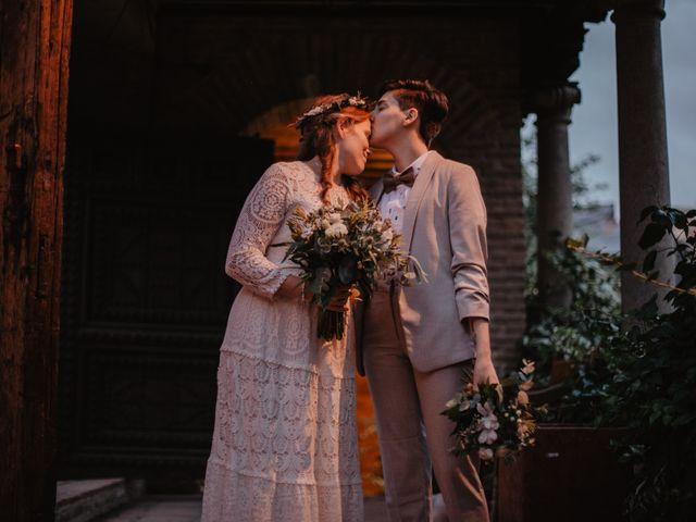 La boda de Malin y Jules en Toledo, Toledo 52