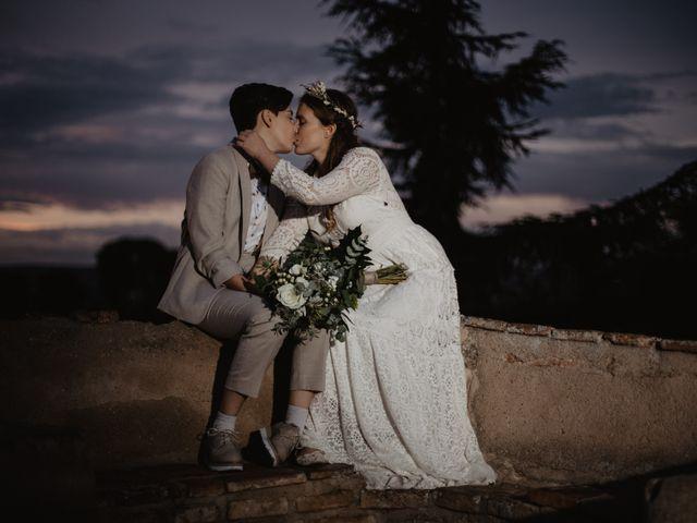 La boda de Malin y Jules en Toledo, Toledo 53