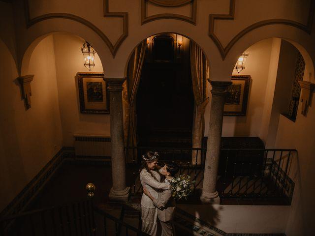 La boda de Malin y Jules en Toledo, Toledo 54