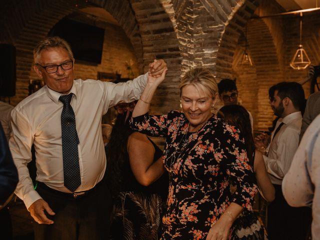 La boda de Malin y Jules en Toledo, Toledo 84