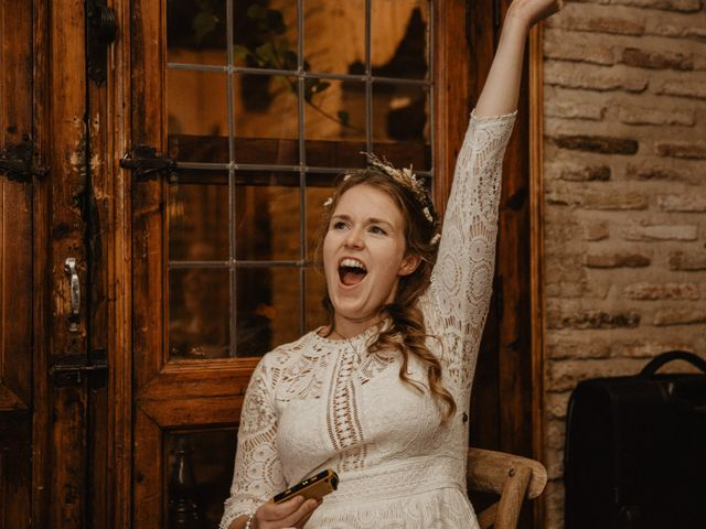 La boda de Malin y Jules en Toledo, Toledo 85
