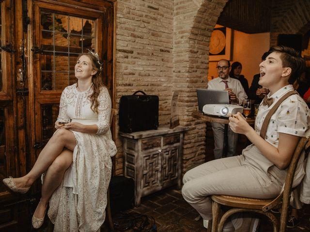 La boda de Malin y Jules en Toledo, Toledo 87