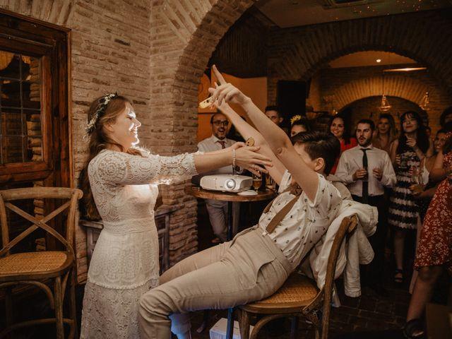 La boda de Malin y Jules en Toledo, Toledo 90