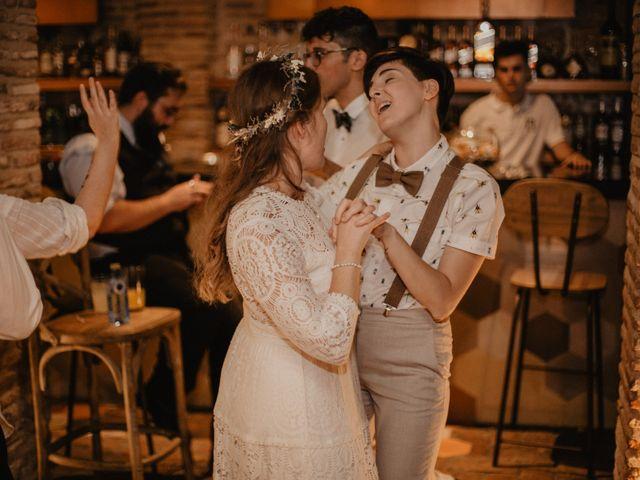 La boda de Malin y Jules en Toledo, Toledo 100