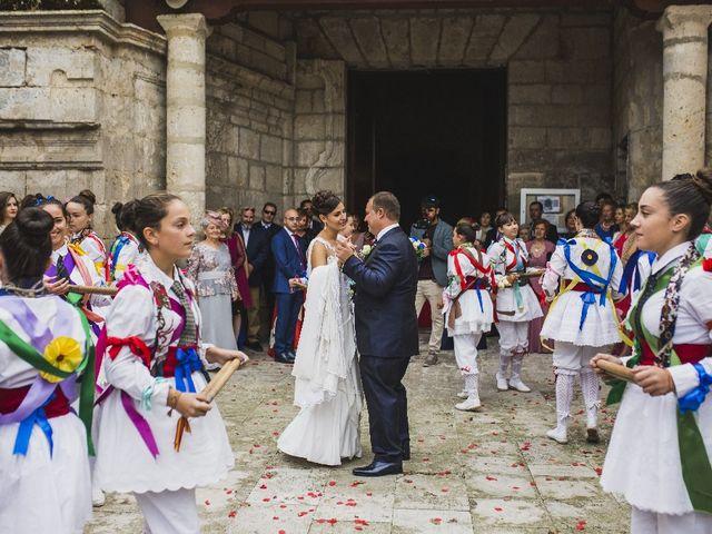 La boda de Roberto y Verónica  en Ampudia, Palencia 10