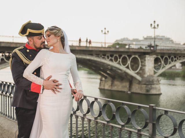 La boda de Mara y Fermín en Sevilla, Sevilla 13
