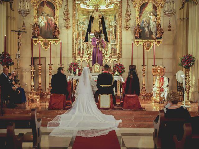 La boda de Mara y Fermín en Sevilla, Sevilla 15