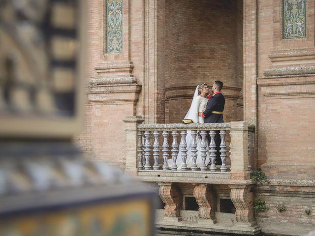 La boda de Mara y Fermín en Sevilla, Sevilla 17