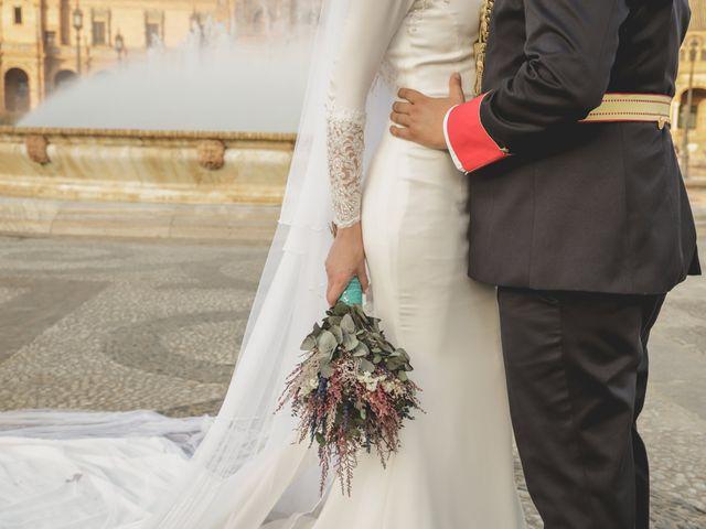 La boda de Mara y Fermín en Sevilla, Sevilla 18