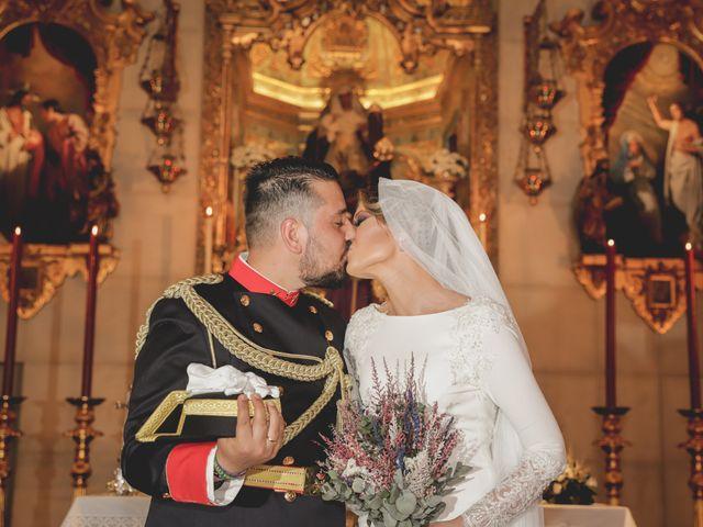 La boda de Mara y Fermín en Sevilla, Sevilla 26