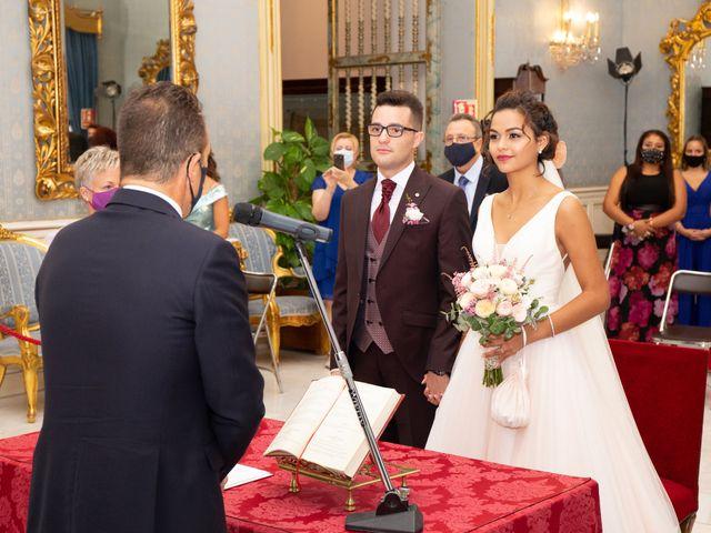 La boda de Kevin y Julia en Petrer, Alicante 28