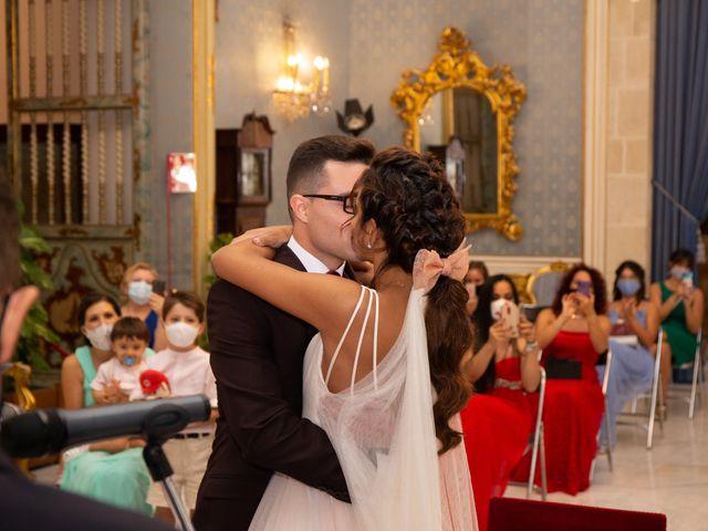La boda de Kevin y Julia en Petrer, Alicante 29